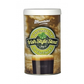 Kit à bière MUNTONS Irish Stout 1.5 kg