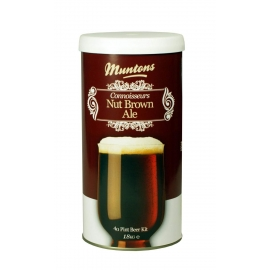 Kit à bière MUNTONS Nut brown ale 1.8kg